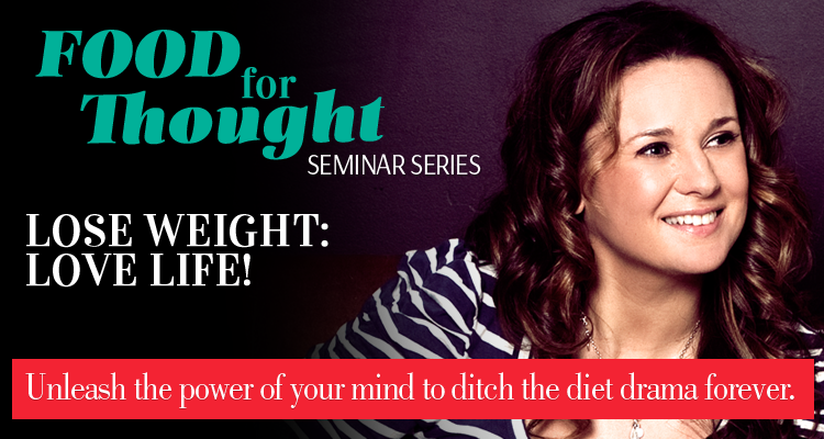 Food For thought sales page banner